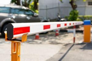 Barriera parcheggio privato