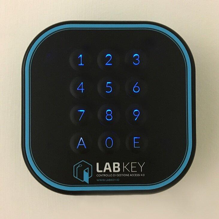 Labkey one tastiera apriporta