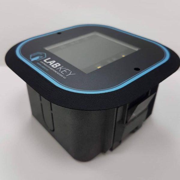 QrCode controllo accessi labkey one compatibile e installabile con prodotti hikvision e bTicino