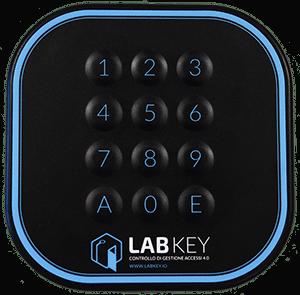Controllo accessi LabKey.io - Tastierino - Richiedi una quotazione personalizzata