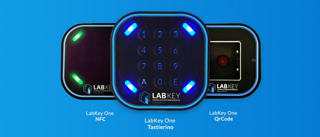 Labkey controllo accessi, apertura e accesso ai varchi in maniera smart con app, gestione in cloud. Sbarre porte e cancelli.