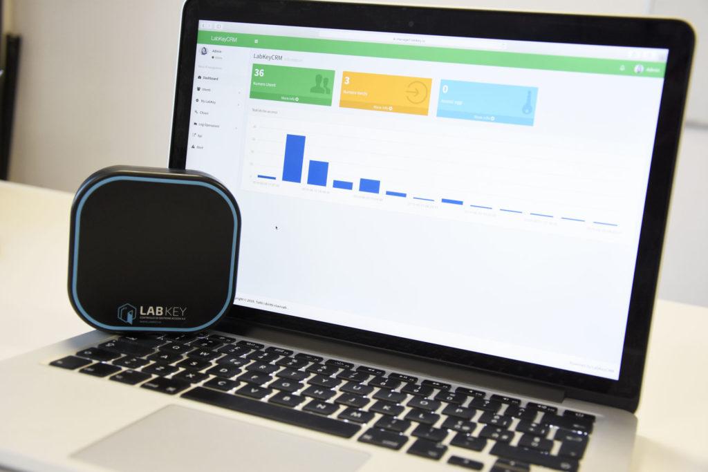 LabKey: Serrature automatizzate e porte apribili da remoto con app