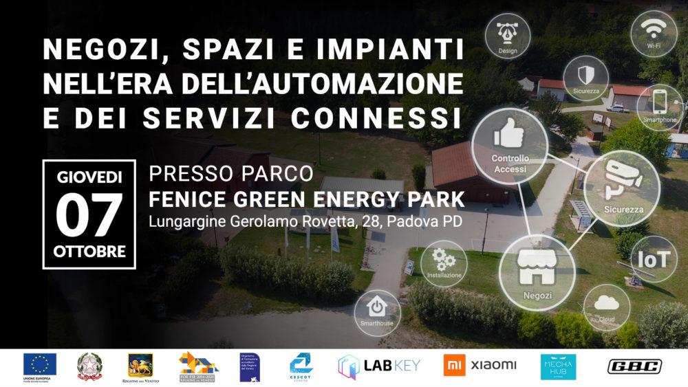 Evento a Padova sul controllo accessi